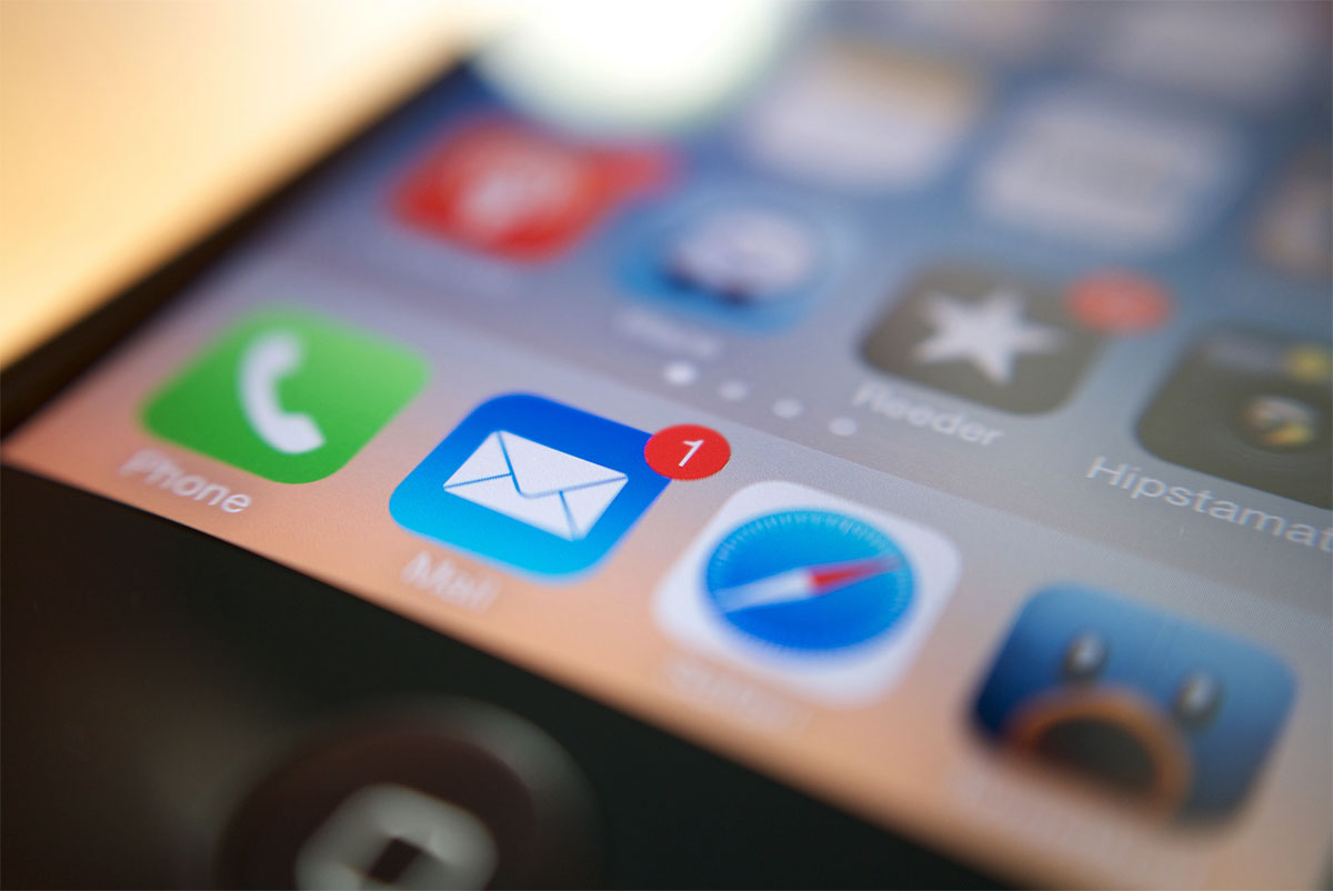 Mobilna poczta e-mail